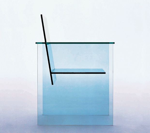 Glass Chair | 1976